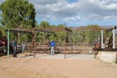 Building the Shoeing Bay